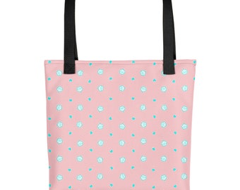 Cupcake Party Pink Tote