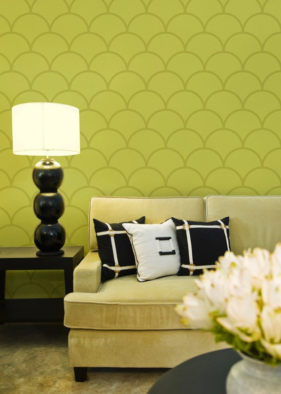 Outstanding Paint Patterns On Wall Ideas Inspiration - All About ...