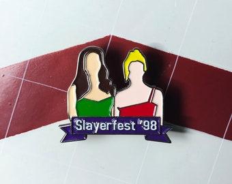 Buffy The Vampire Slayer: Slayerfest 98 enamel pin