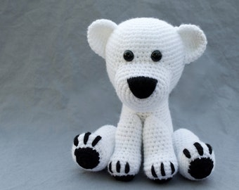 Polar Bear Crochet Pattern