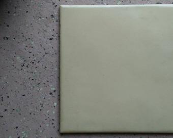 8 x 8 Beige Ceramic Tile