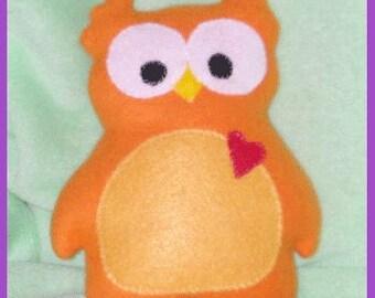 FLEECE BUHITO (OWL)