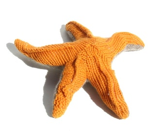 Sweater Scrap Starfish Small