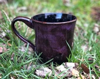 Galaxy Mug | Ultra Violet Handmade Mug | Amethyst Purple Mug | Ceramic Mug | Celestial Mug | Coffee Gift |  Minnesota Vikings