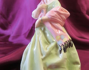 "Royal Worrcester Bone China ""First Dance"" Figurine"