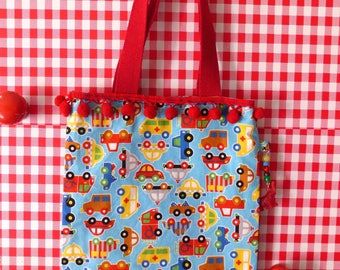 bag - Bag for kids - Lunch bag - Snack bag - Bag for toys