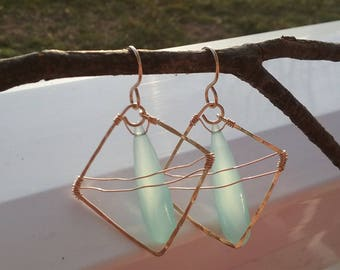 Spring Boho Earrings