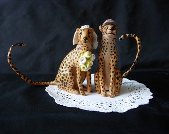 Animal Cake Topper - Made to Order