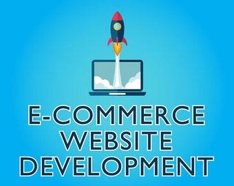 Ecommerce website, Online Store Design, Wordpress ecommerce, Custom Ecommerce Website, Shopping Website, E-com Web Design, Online Web Store