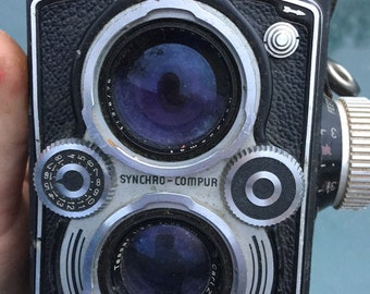 Rolleiflex mx evs Camera