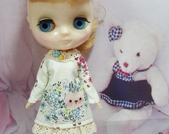 227 # Middie Sweet Sheep A Dress