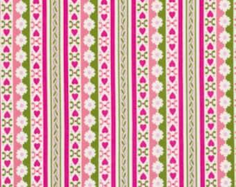 Circa  cotton Fabric by Jennifer Paganelli for FreeSpirit Fabrics PWJP074-GRN Green Bradlee