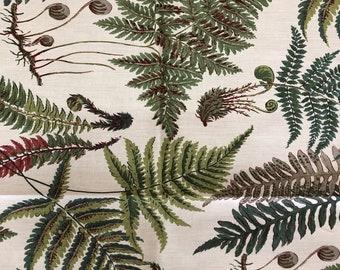 "Cowtan & Tout ""Saranac Fern"" Fabric Remnants"