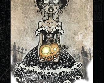 Pumpkin Girl