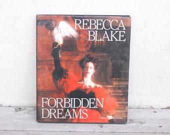 Rebecca Blake - Forbidden dreams - 1980s signed photography book