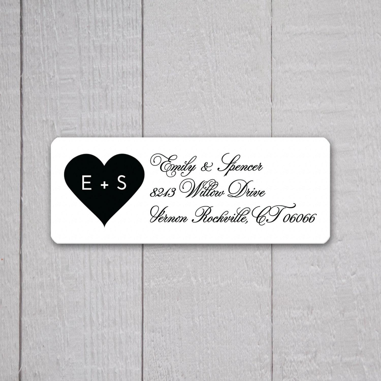 enchanting mailing address labels for wedding invitations images