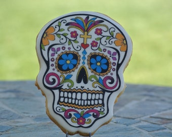 Day of the Dead Cookie Favors