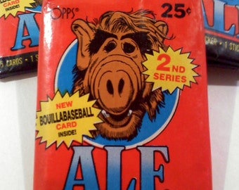 Trading Cards- ALF Series 2