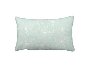 Outdoor Cushion Cover Lumbar Pillows Blue Pillow Cover Outdoor Pillow Cover Decorative Throw Pillow Cover Poolside Pillows Patio Pillows