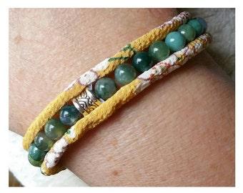 """Bracelet """"Agate"""""""
