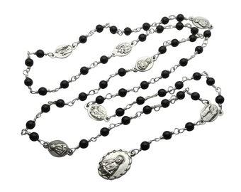 Servite Rosary, Seven Sorrows Rosary, Chaplet of Seven Sorrows, Dolour Rosary, Rosary of the Seven Dolors, Mater Dolorosa