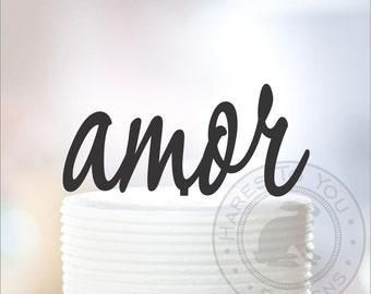 Amor Wedding Cake Topper 12-228
