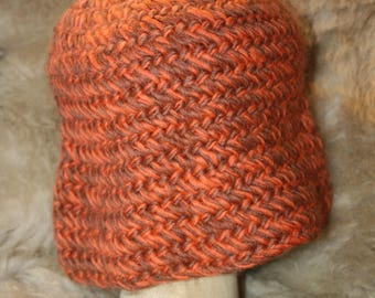 Needlebound viking hat