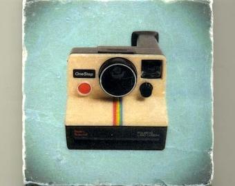 Polaroid One Step Camera - Original Coaster