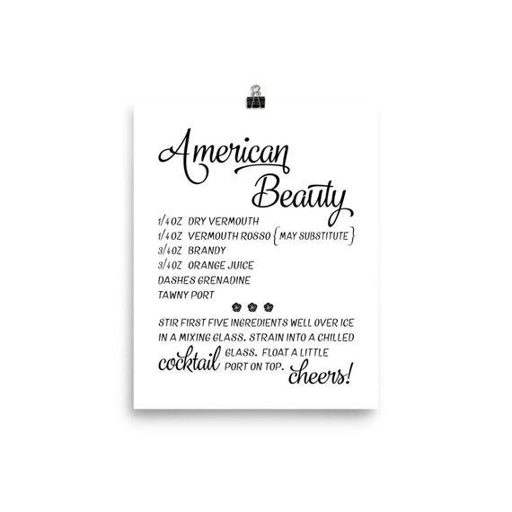 American Beauty | Art Print
