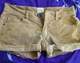 Corduroy Shorts Size 3 Vintage Style