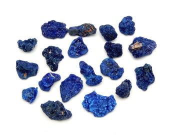 Azurite Stone -Spiritual - Chakra Stone  (RK10B8-19)