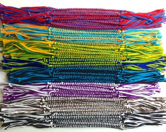 500 Custom Friendship Bracelets Bulk Order