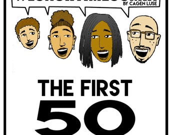 LunchTime ComiX Volume 1: The First 50