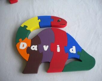 name puzzle, wooden puzzle, child's puzzle, personalized puzzle, animal puzzle, children's puzzle, custom puzzle, baby puzzle, wood puzzle