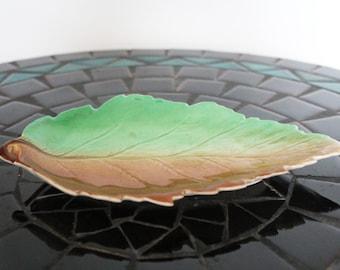 Royal Winton Leaf Shaped Dish/Plate