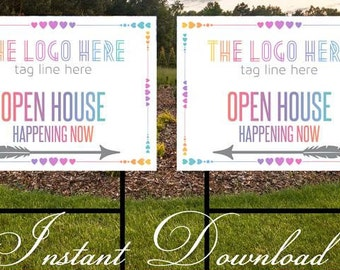 Fashion Consultant Pop up Boutique Yard Sign | Consultant Sign | Yard Sign | Instant Download | 24x18 **DIGITAL FILE ONLY**