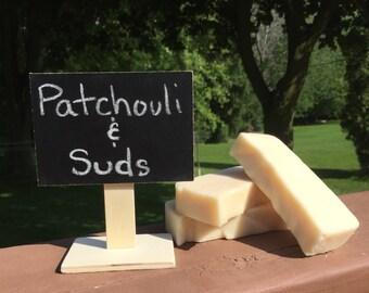 Patchouli and Suds Soap
