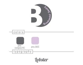 Custom Etsy Logo Design Custom Logo Shop Branding Custom Logo Design Unlimited Revisions