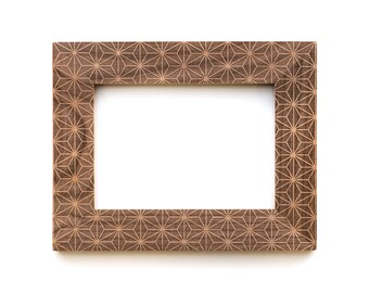 Starburst Pattern Frame