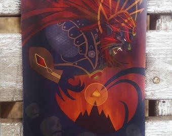 Legend of Zelda, Ganondorf Character Card