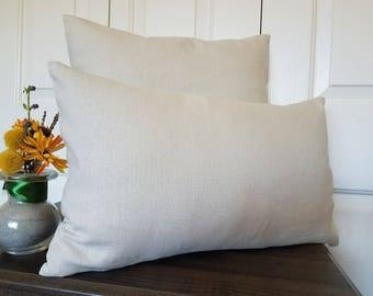 Linen Pillow Linen Pillow Cover Decorative Pillow Linen Pillowcase Pillow Cover Linen Pillow Case Linen Pillows Linen Bedding Throw Pillow