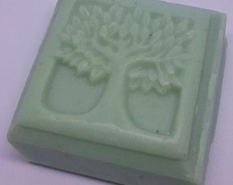 Natural Handmade goats milk soaps set of three (x3)