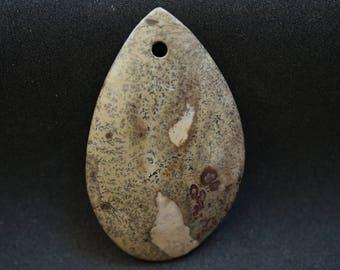 Jasper TEARDROP shape PENDANT