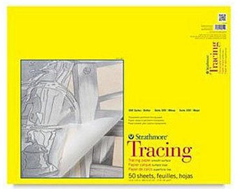 Strathmore 300 Series Tracing Paper Pad