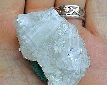 Natural Apophyllite Crystal