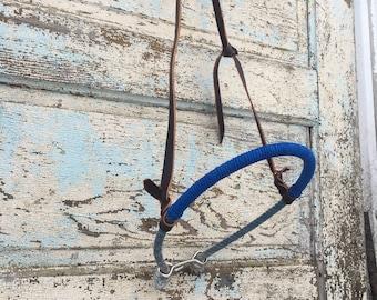 ROYAL BLUE Tie-Down Noseband