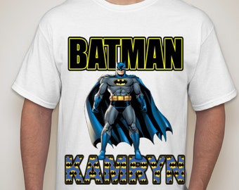 Batman Custom T-Shirt