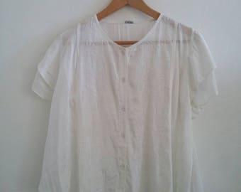 vintage deadstock blouse