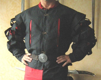 Medieval Knight Empire's Captain JustauCorps Doublet Jacket Deluxe