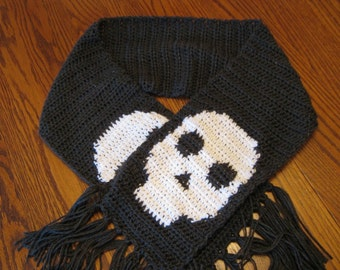 Unique Skull Scarf